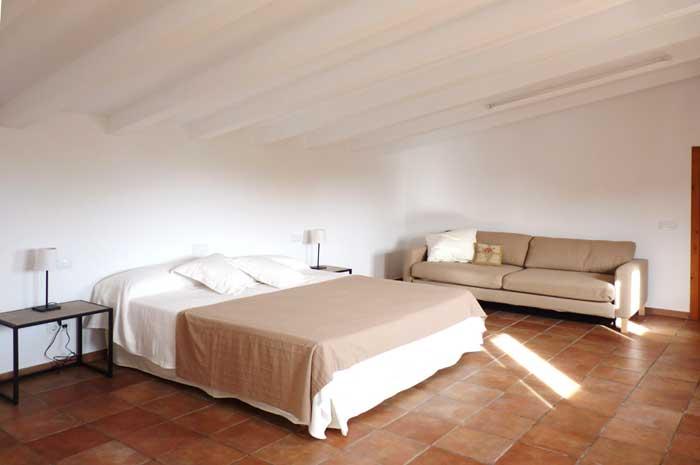 5. Schlafzimmer Moderne Finca Mallorca mit Pool und Klimaanlage PM 5915