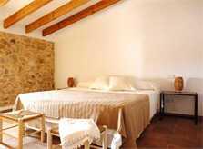 Schlafzimmer B Moderne Finca Mallorca mit Pool und Klimaanlage PM 5915