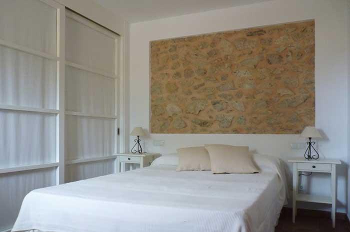 4. Schlafzimmer Moderne Finca Mallorca mit Pool und Klimaanlage PM 5915