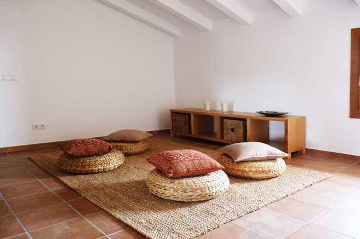 Wohnraum 4 Finca Mallorca mit Pool und Klimaanlage für 6-10 Personen PM 5915