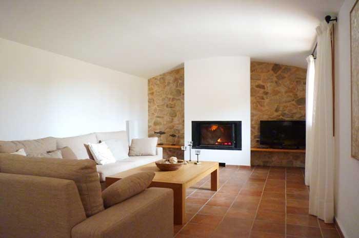Wohnraum 3 Finca Mallorca mit Pool und Klimaanlage für 6-10 Personen PM 5915
