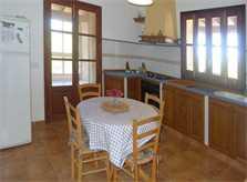Küche Finca Mallorca Pool 6 Personen PM 5921