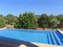 Poolblick Finca Mallorca Pool 6 Personen PM 5921
