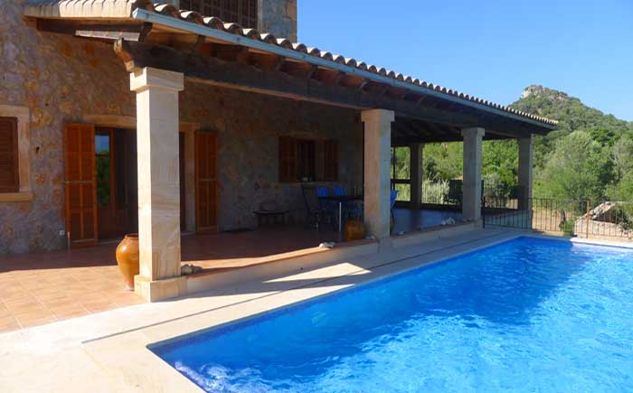 Pool und Finca Mallorca Pool 6 Personen PM 5921