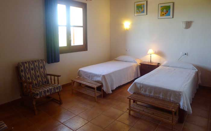 Schlafzimmer 2 Finca Mallorca Pool 6 Personen PM 5921