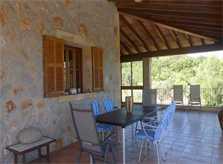 Terrasse 4 Finca Mallorca Pool 6 Personen PM 5921