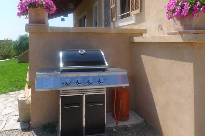 Barbecue Finca Mallorca PM 5925