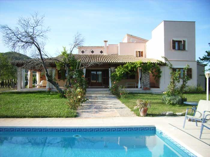 Pool und Ferienhaus Mallorca für 12 Personen mit Pool PM 597