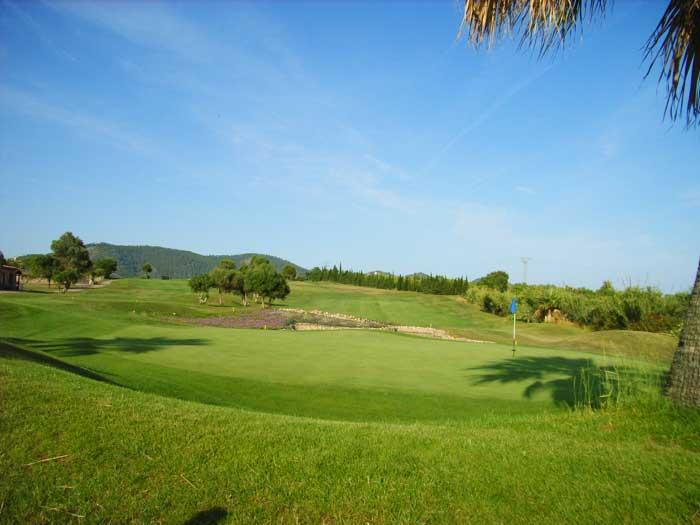 Pula Golfplatz in der Umgebung von Finca Mallorca PM 597