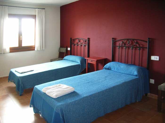 Schlafzimmer 2 Finca Mallorca für 12 Personen mit Pool PM 597