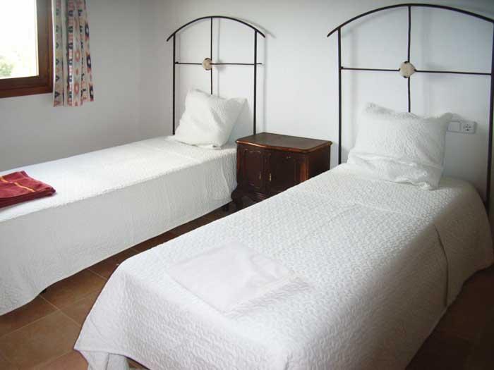 Schlafzimmer 5 Finca Mallorca für 12 Personen mit Pool PM 597