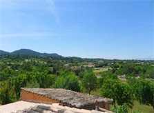 Blick in die Landschaft von der Finca Mallorca PM 6017