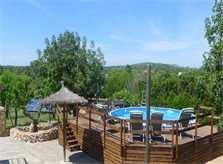 Terrasse Finca Mallorca Ostküste PM 6017