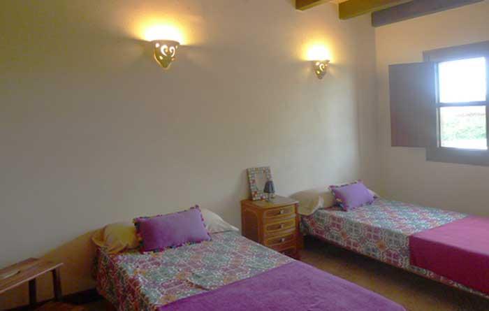 Schlafzimmer Ferienhaus Mallorca PM 6017