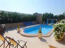 Poolblick Finca Mallorca für 10-12 Personen PM 6022