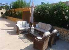 Terrasse 2 Finca Mallorca mit Pool PM 6022