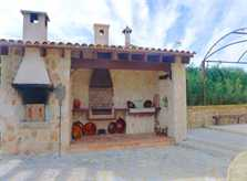 Barbece Finca Mallorca mit Pool PM 6022