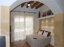 Schlafzimmer Fincawohnung Mallorca mit Privatpool 4 Personen PM 6022