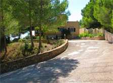 Zufahrt Mallorca Südosten mit Pool für 4 Personen PM 605