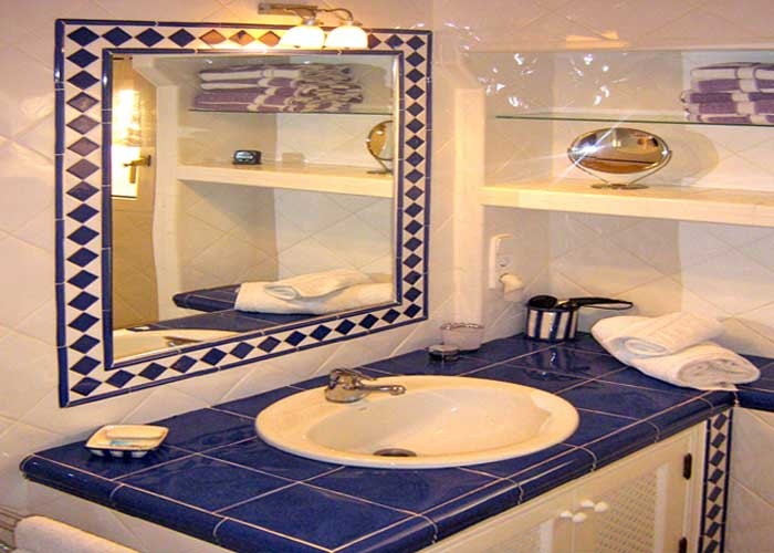 Bad Ferienhaus Mallorca Südosten mit Pool für 4 Personen PM 605