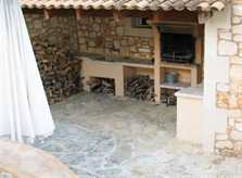 Barbecue Ferienhaus Mallorca Südosten mit Pool für 4 Personen PM 605