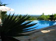 Poolblick 4 Ferienhaus Mallorca Südosten mit Pool für 4 Personen PM 605