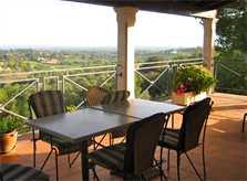 Terrasse 3 Ferienhaus Mallorca Südosten mit Pool für 4 Personen PM 605