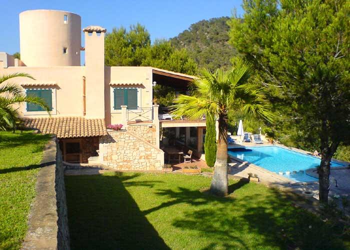 Pool und Ferienhaus 2 Mallorca Südosten mit Pool für 4 Personen PM 605