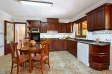 Perfekte Küchenausstattung Finca Mallorca mit Pool PM 6091