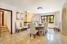 Komfortables Ambiente im Ferienhaus Mallorca mit Pool PM 6091