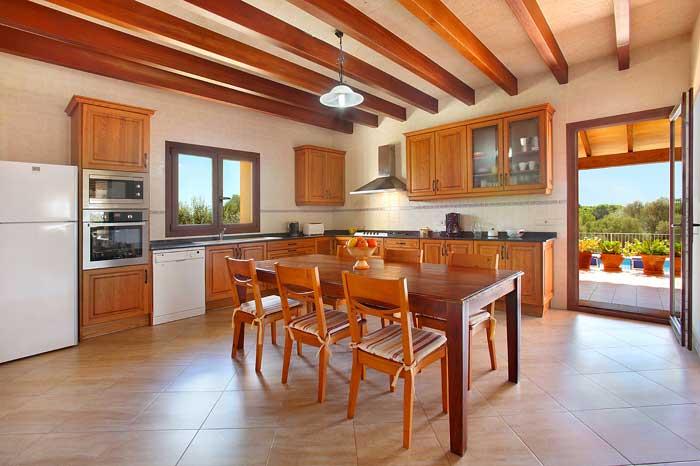 Landhausküche Finca Mallorca PM 6093