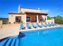 Pool und Ferienhaus Mallorca PM 6093
