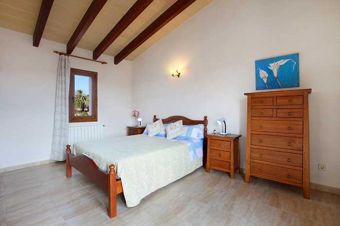 Schlafzimmer 1. Stock Finca Mallorca PM 6093