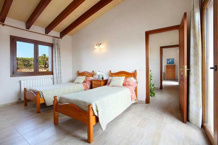 Zweibettzimmer 1. Stock Finca Mallorca PM 6093