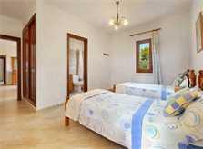 Schlafzimmer Parterre 2 Finca Mallorca PM 6093