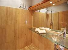 Badezimmer in modernem Design Luxuriöse Finca Mallorca mit großem Pool und Klimaanlage PM 6094