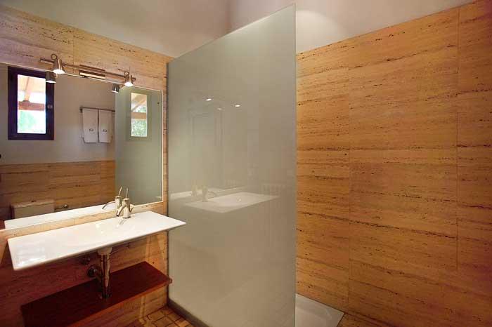 Begehbare Dusche Große Finca Mallorca für 16 Personen PM 6094