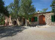 Zufahrt Exklusive Finca Mallorca mit 8 Schlafzimmern und großem Pool PM 6094