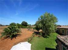 Blick auf die Landschaft Exklusive Finca Mallorca mit großem Pool PM 6094
