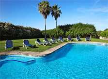 Pool mit Gartenblick Große Finca Mallorca für 16 Personen PM 6094