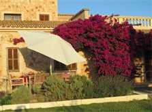 Blick auf die Finca Mallorca Ostküste PM 626