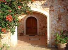 Entrada Finca Mallorca für 8 - 14 Personen PM 626