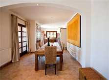 Essplatz 3 Finca Mallorca mit 2 Wohneinheiten für 8 - 14 Personen PM 626