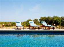 Poolblick 2 Finca Mallorca für 8 - 14 Personen PM 626