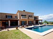Pool und Finca 2 Ferienhaus Mallorca für 8 - 14 Personen PM 626