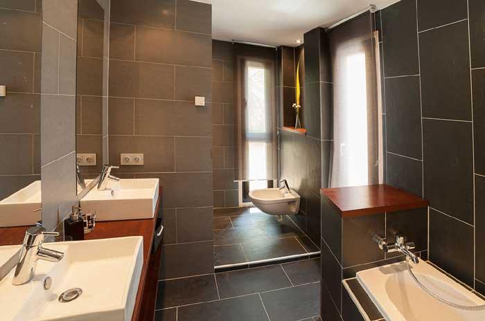 Bad 3 Exklusives Ferienhaus Mallorca mit Pool für 10 Personen PM 629
