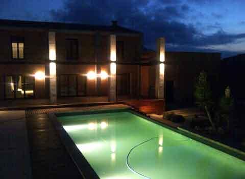 Abendstimmung Exklusives Ferienhaus Mallorca PM 629