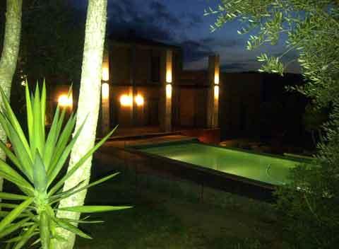Abendstimmung 2 Exklusives Ferienhaus Mallorca PM 629