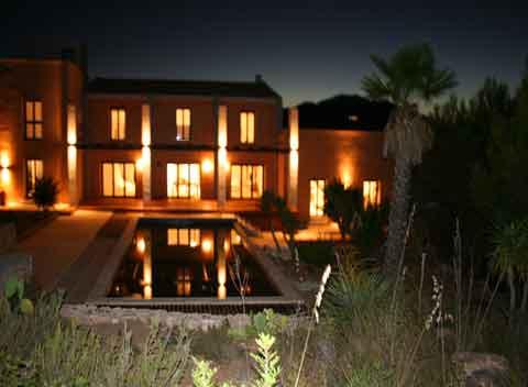 Abendstimmung 3 Exklusives Ferienhaus Mallorca PM 629