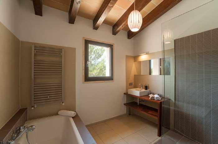 Bad 7 Exklusives Ferienhaus Mallorca mit Pool für 10 Personen PM 629
